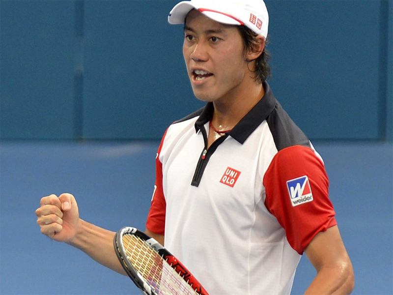Kei Nishikori is a Japanese tennis player, currently ranked World No. 20 as of February 24, 2014