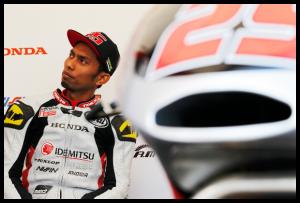 MotoGP - Azlan Shah Kamaruzaman