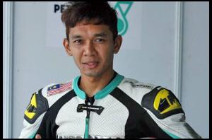 PETRONAS Asia Road Racing Championship - Zamri Baba