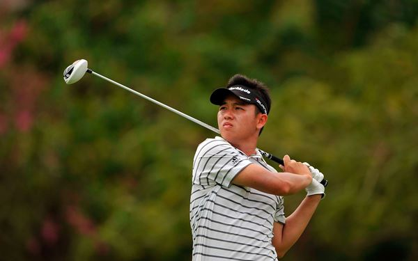 Leong is 'Ben-t' on making the cut at next month's Maybank Malaysian Open.