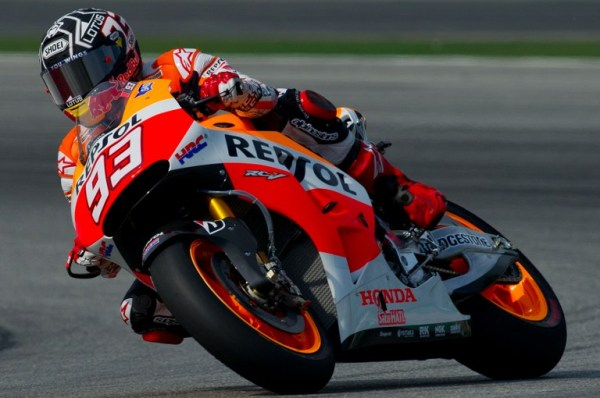Marc Marquez is among the favourites to win the Laureus World Breakthrough of the Year Award.
