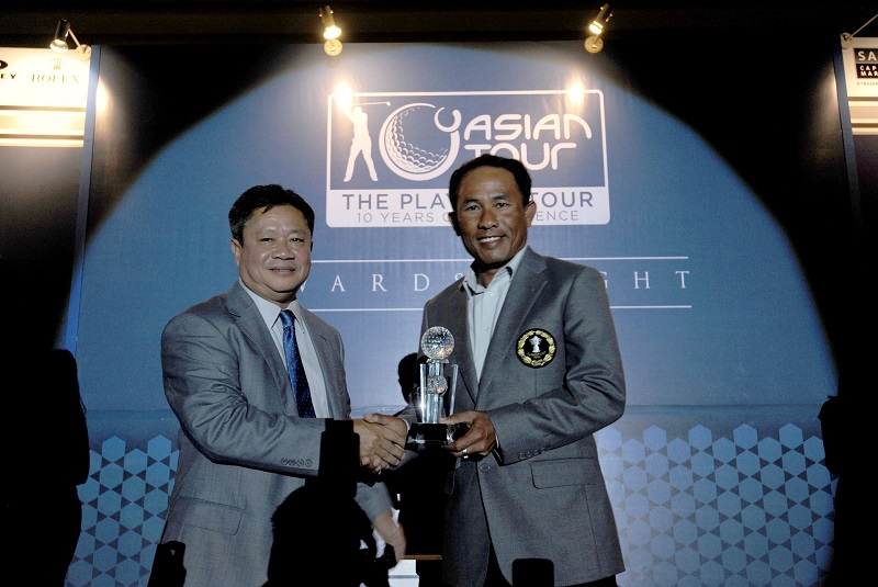 AT Awards Night-Thongchai Jaidee