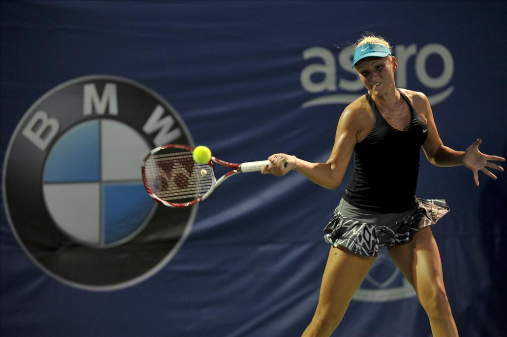 BMW Malaysian Open 2014 - Donna Vekic