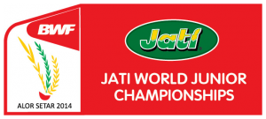BWF Jati World Junior Championships 2014 Logo