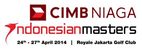 CIMB Niaga Indonesian Masters 2014 Logo