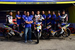 Espada Motobert Yamaha Racing