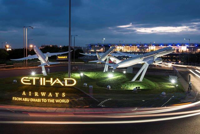 Etihad roundabout 5