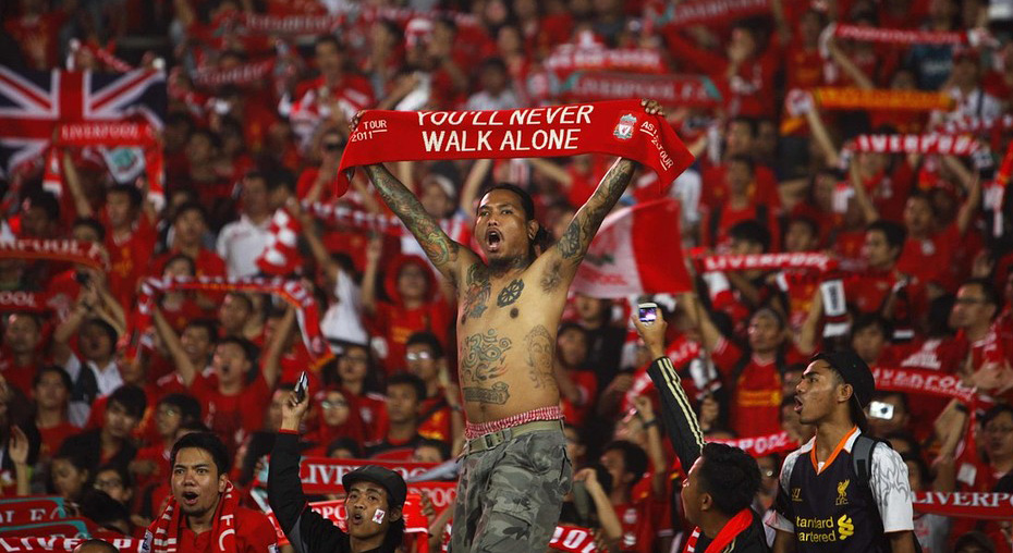 Indonesian fans  'get' Liverpool (Picture: REUTERS)