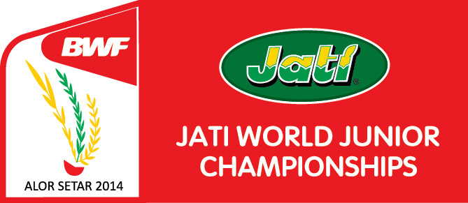 JATI BWF World Junior 2014