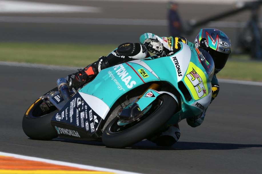Moto2 - Argentina Grand Prix (MotoGP) - Hafizh Syahrin Abdullah