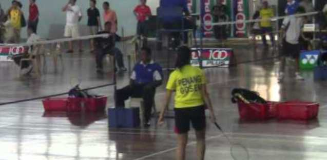 100Plus Badminton National Junior Circuit