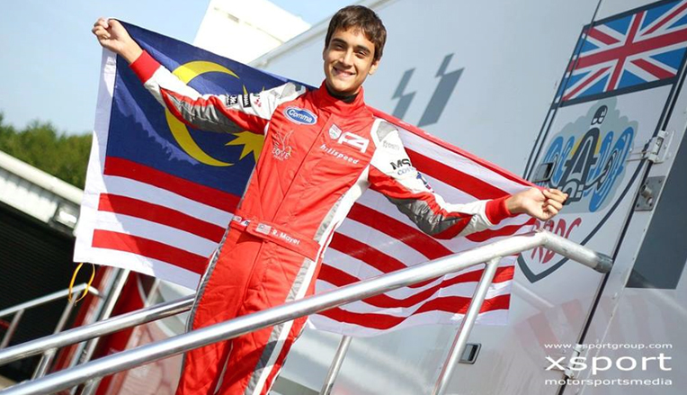 2)Rahul is the youngest Malaysian racing driver racing in the United Kingdom and this has given him considerable exposure at this young age