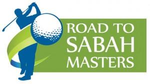 Road to Sabah Masters Logo