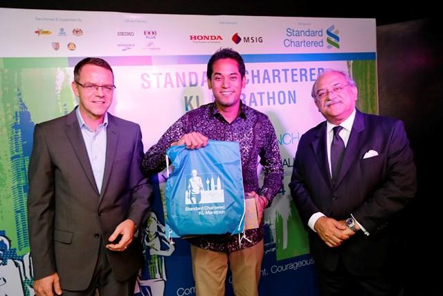 Standard Chartered KL Marathon 2014
