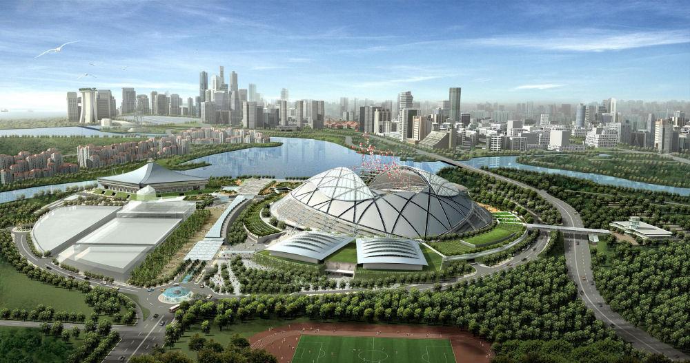 Singapore-Malaysia Clash to Mark SportsHub Opening