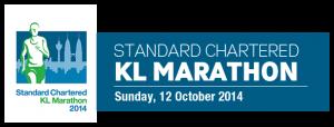 Standard Chartered KL Marathon 2014 Logo