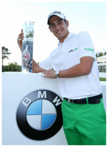 BMW PGA Championship 2014 - Matteo Manassero