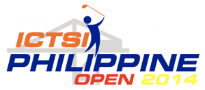 ICTSI Philippine Open 2014 Logo