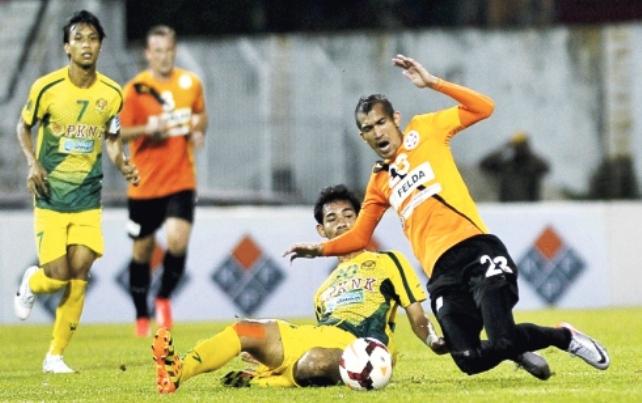 Felda United FC - Indra Putra Mahayuddin