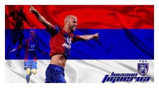 Johor Darul Takzim FC-Luciano Figueroa