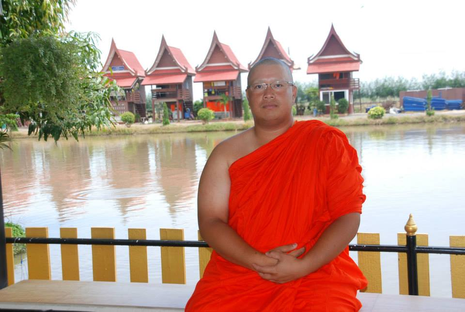 Asian Tour star Kiradech Aphibarnrat hopes a week-long stay in a Thai Buddhist temple where he learned to become a monk will propel him into a first appearance at the U.S. Open 2014. Photo credit: Jitti Sritanapol & Lewan-DowSki