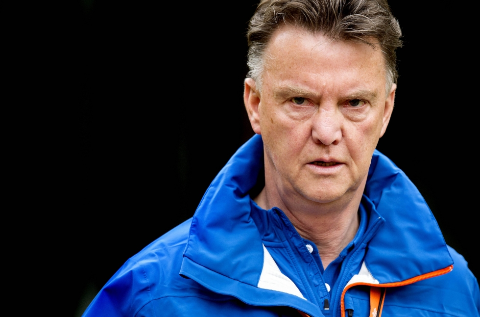 Dutchman Van Gaal is renowned for his self-belief and fiery temperament and fell out with the hierarchy at Bayern Munich, his last club post, before being sacked in 2011.