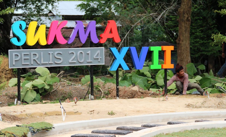 Sukma XVII Perlis 2014