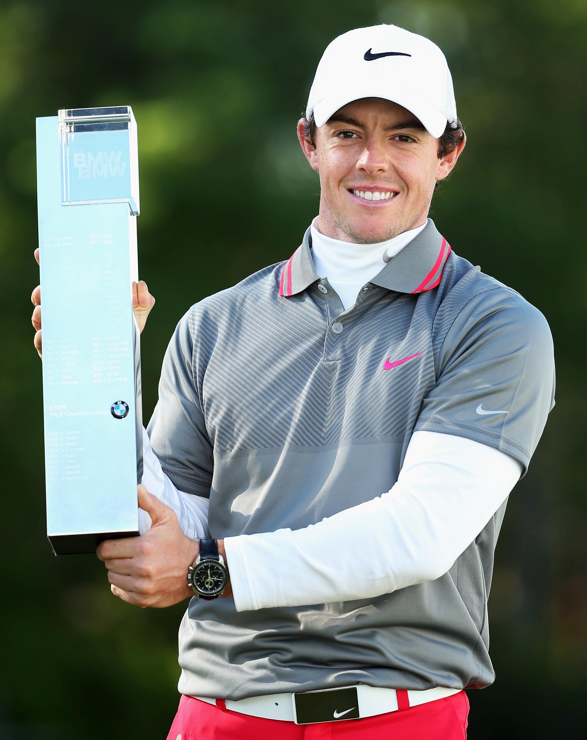 BMW PGA Championship 2014 - Rory McIlroy