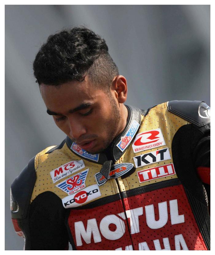 PETRONAS AAM Malaysian Cub Prix Championship - Zaidy Mohd Zaifaizal