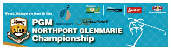 PGM Northport Glenmarie Championship Logo
