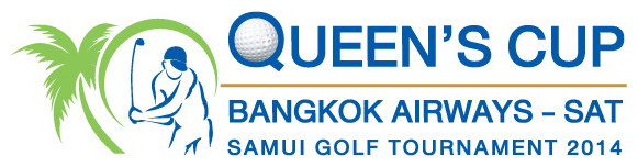 Queen's Cup Samui Golf Tournament 2014 Logo
