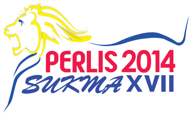 Sukma XVII Perlis 2014 Logo