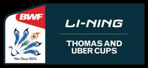 Thomas Cup 2014 Logo
