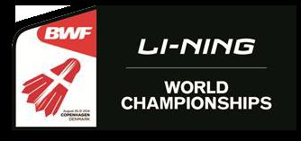 2014 Denmark BWF World Championships
