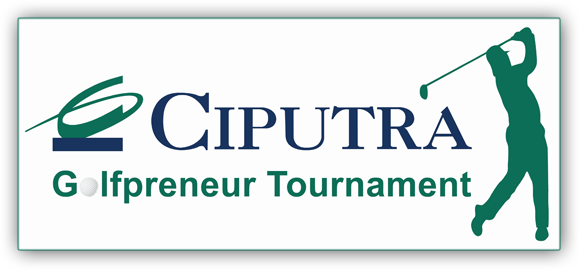 Ciputra Golfpreneur Tournament logo