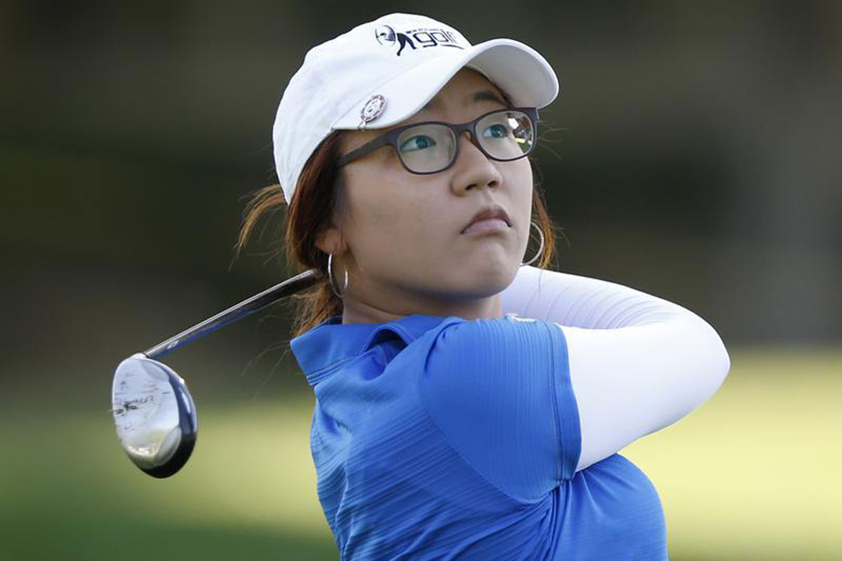 Lydia Ko (born in Seoul, 24 April 1997) is a New Zealand professional golfer.