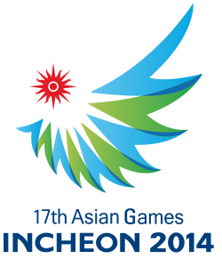 17th Asian Games-Incheon 2014 logo