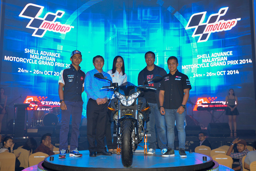 2014 Shell Advance Malaysian Motorcycle Grand Prix