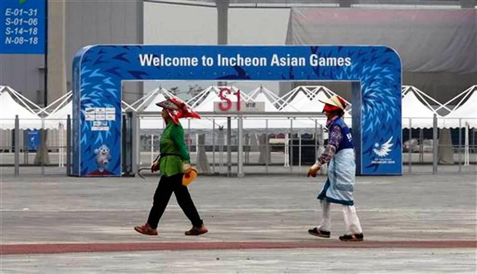 Asian Games Incheon