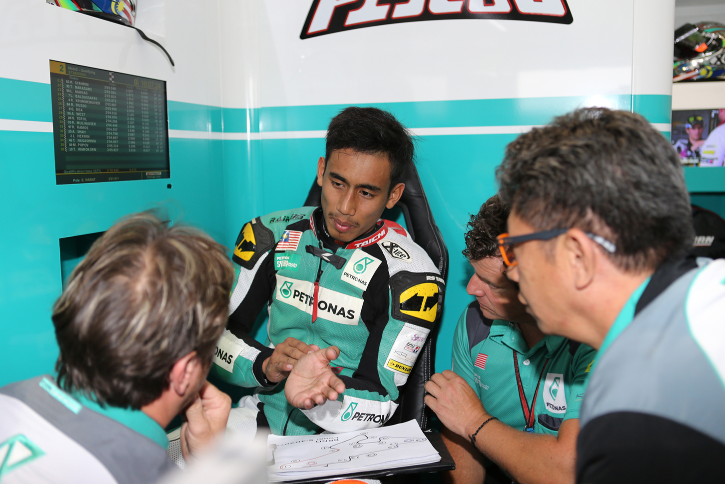 Merdeka gift from Hafizh with eighth spot at Silverstone
