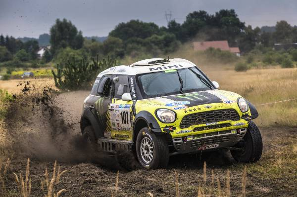 FIA Cross Country Rally World Cup - Home victory for Holowczyc in the MINI ALL4 Racing