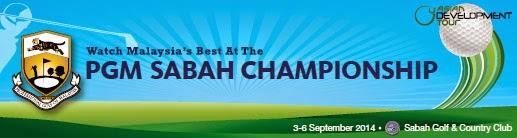 PGM Sabah Championship 2014
