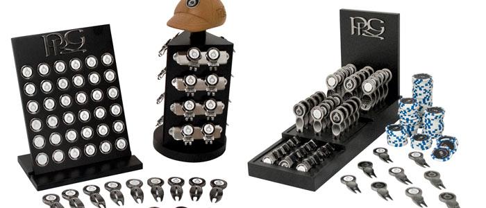 PRG -customised golf accessories