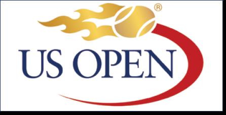 US Open Tennis Championship Logo