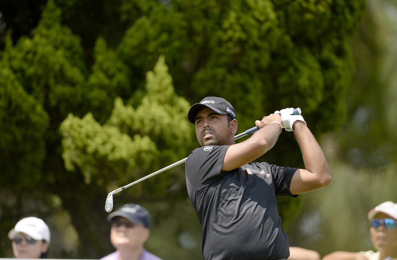 Yeangder Tournament Players Championship 2014 - Anirban Lahiri