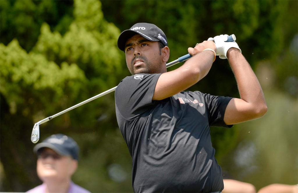 Current Asian Tour number one Anirban Lahiri of India will be among a star-studded cast in the US$500,000 Yeangder Tournament Players Championship (TPC) next week. Picture by Paul Lakatos/Asian Tour.