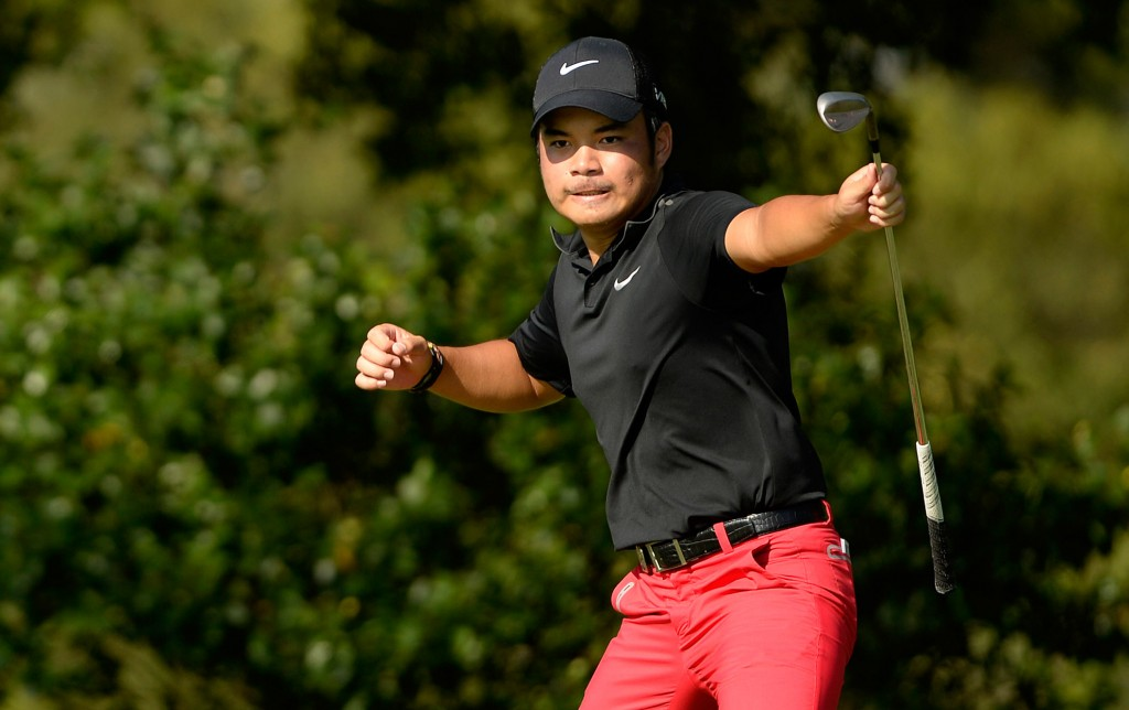 Yeangder Tournament Players Championship 2014 - Miguel Tabuena of the Philippines