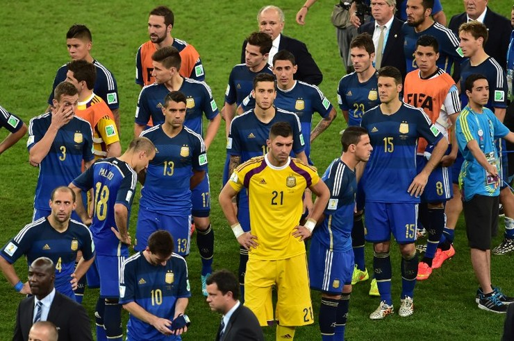 Germany, Argentina set for World Cup final rematch