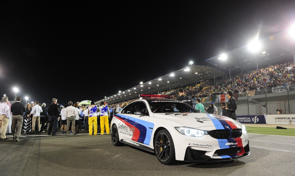 BMW M and Dorna Sports extend cooperation through to 2020