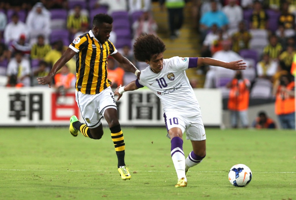 Inaugural AFCChampions League winners Al Ain are appearing in thequarter-finals for the first time since 2006 having wonGroup C before eliminating domestic rivals Al Jazira andSaudi Arabia's Al Ittihad in the knockout stage.